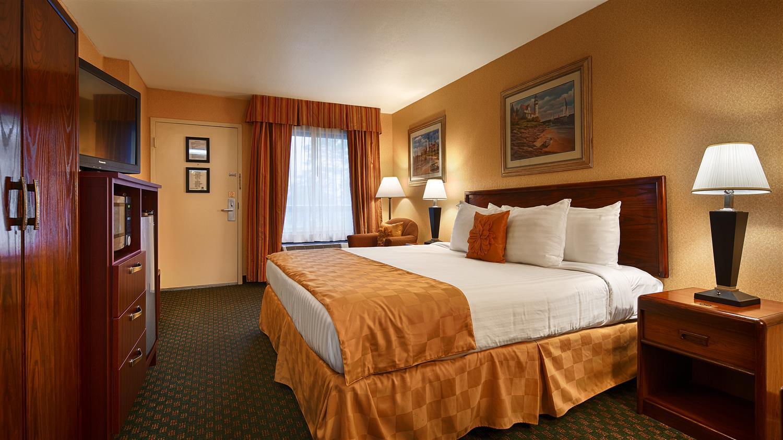 Room - Best Western Motel Salisbury