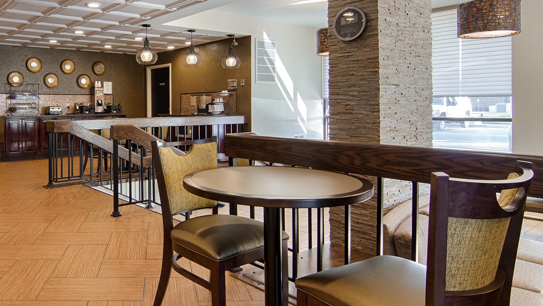Restaurant - Best Western Motel Salisbury