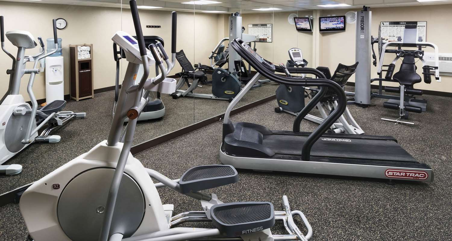 Fitness/ Exercise Room - Best Western Ramkota Hotel Aberdeen