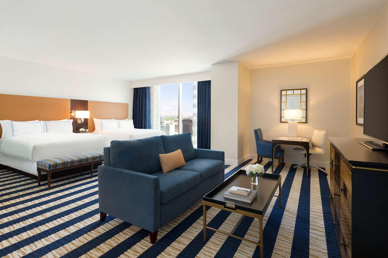 Suite - Fairmont Hotel City Center Austin