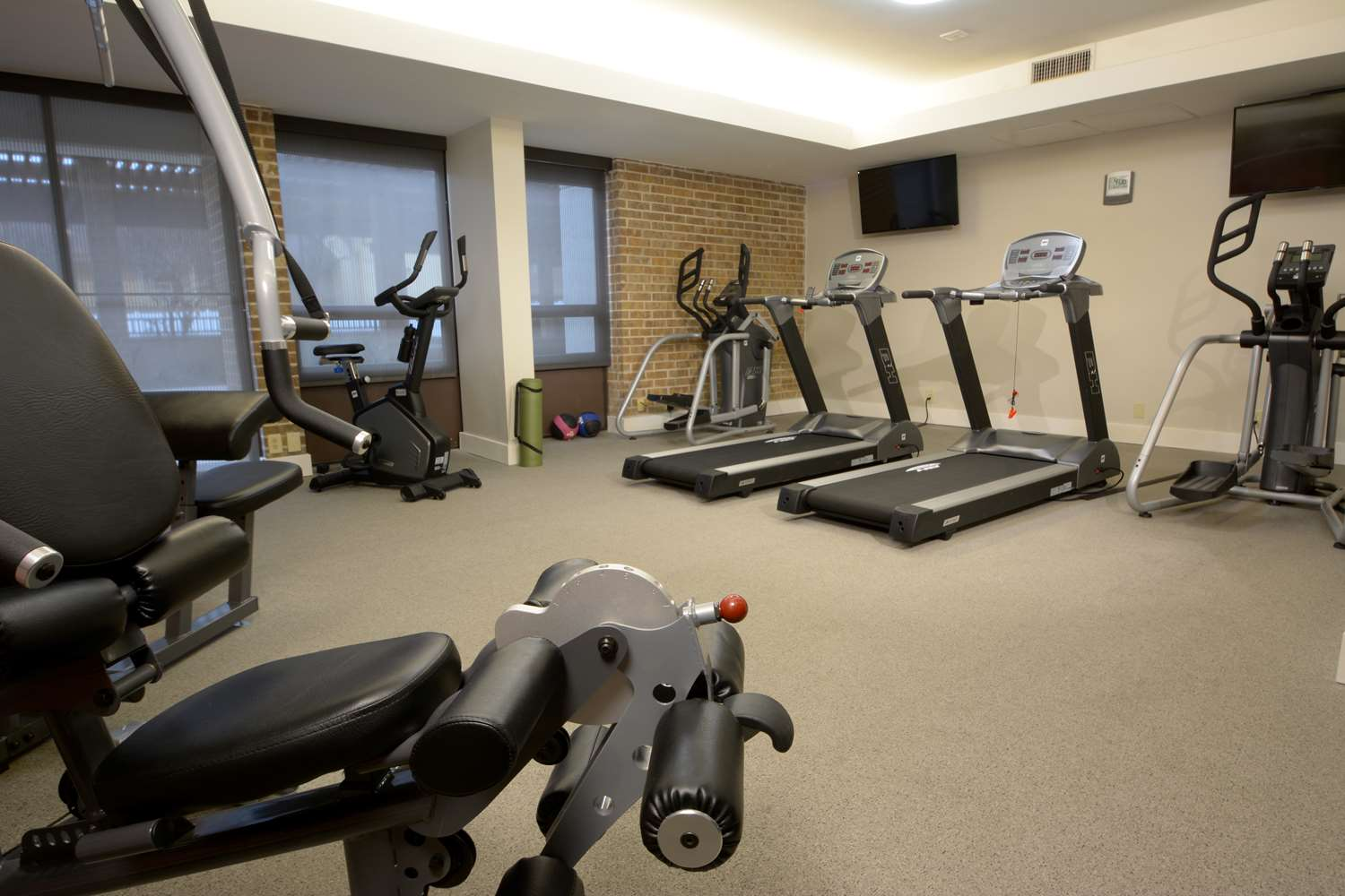 Fitness/ Exercise Room - Best Western Plus Hotel Central Austin