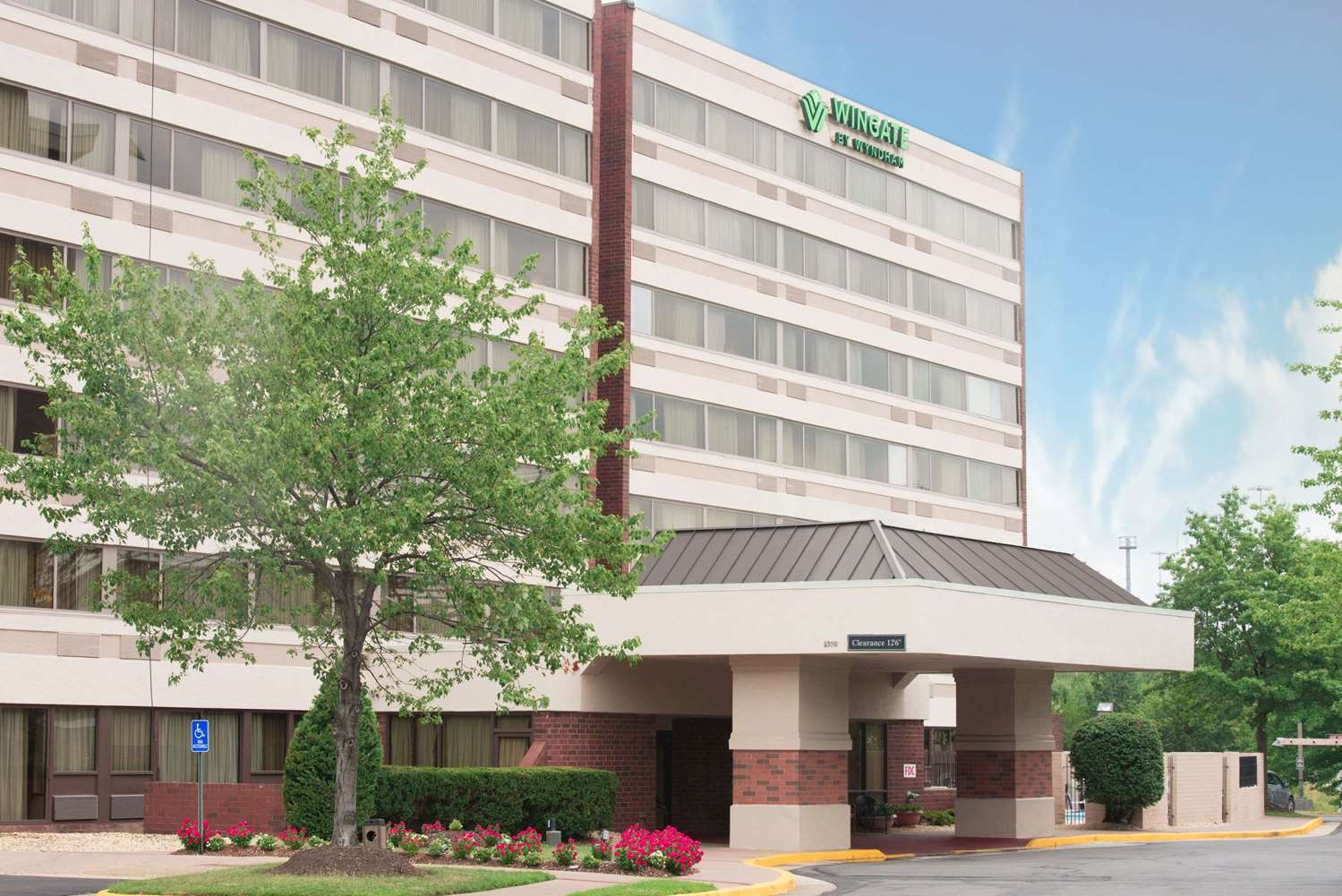 Exterior view - Wingate by Wyndham Hotel Springfield