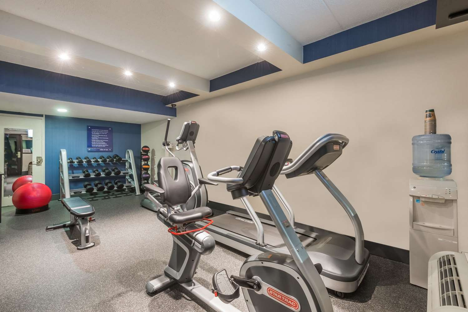 Fitness/ Exercise Room - Wingate by Wyndham Hotel Springfield