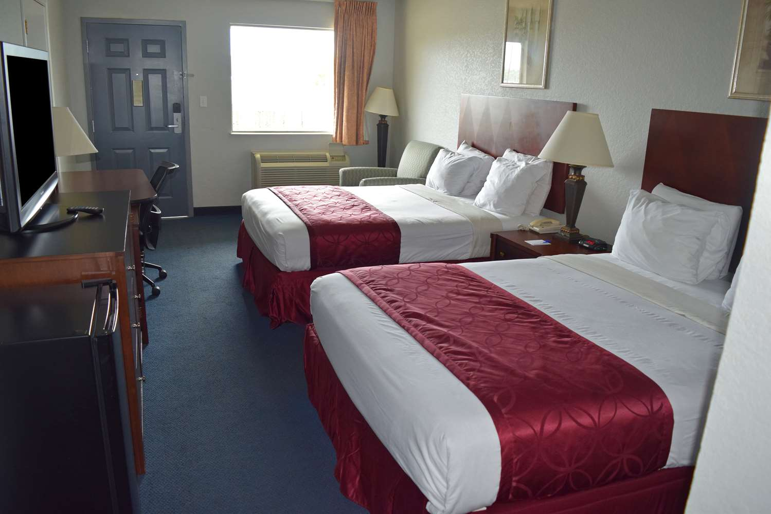 Suite - Americas Best Value Inn New Braunfels