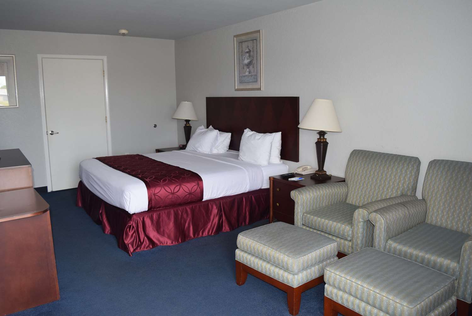 Room - Americas Best Value Inn New Braunfels