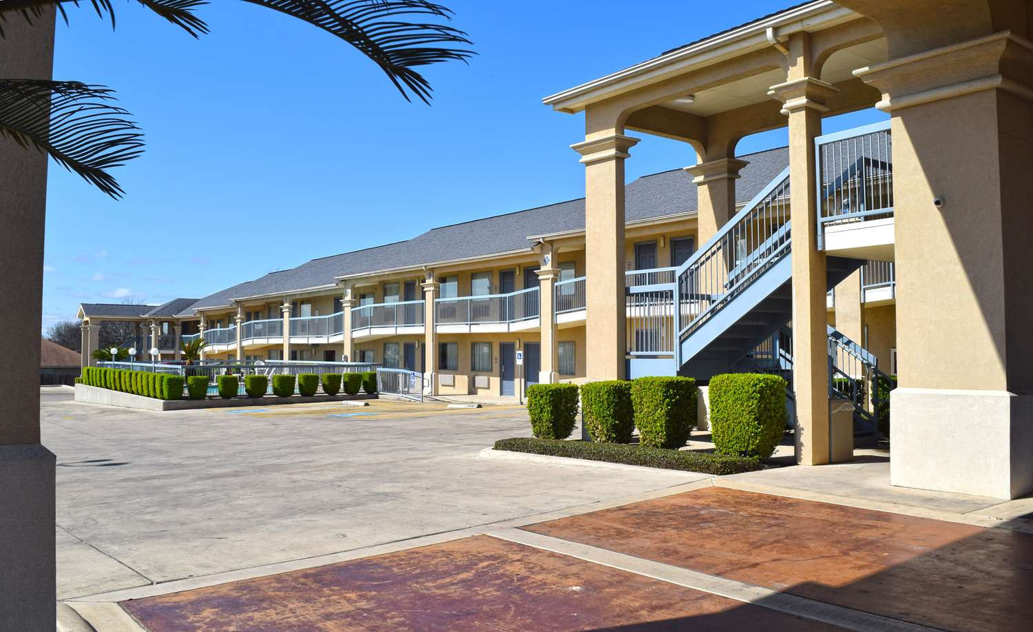 Exterior view - Americas Best Value Inn New Braunfels
