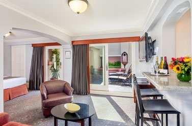 Suite - Handlery Hotel Union Square San Francisco