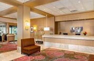 Lobby - Handlery Hotel Union Square San Francisco