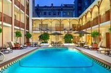 Pool - Handlery Hotel Union Square San Francisco