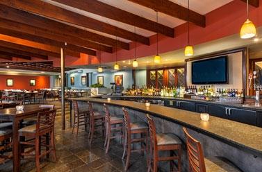 Bar - Handlery Hotel San Diego