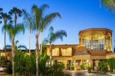 Exterior view - Handlery Hotel San Diego