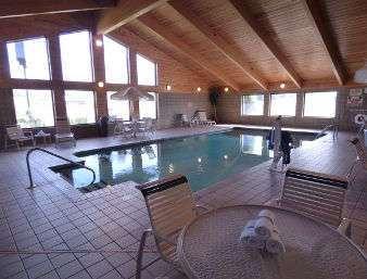 Pool - Baymont Inn & Suites Lakeville