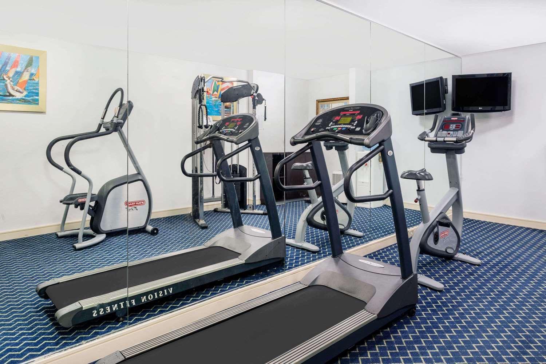 Fitness/ Exercise Room - Baymont Inn & Suites Midtown Savannah