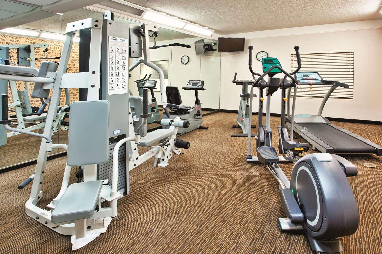 Fitness/ Exercise Room - La Quinta Inn & Suites Winston-Salem