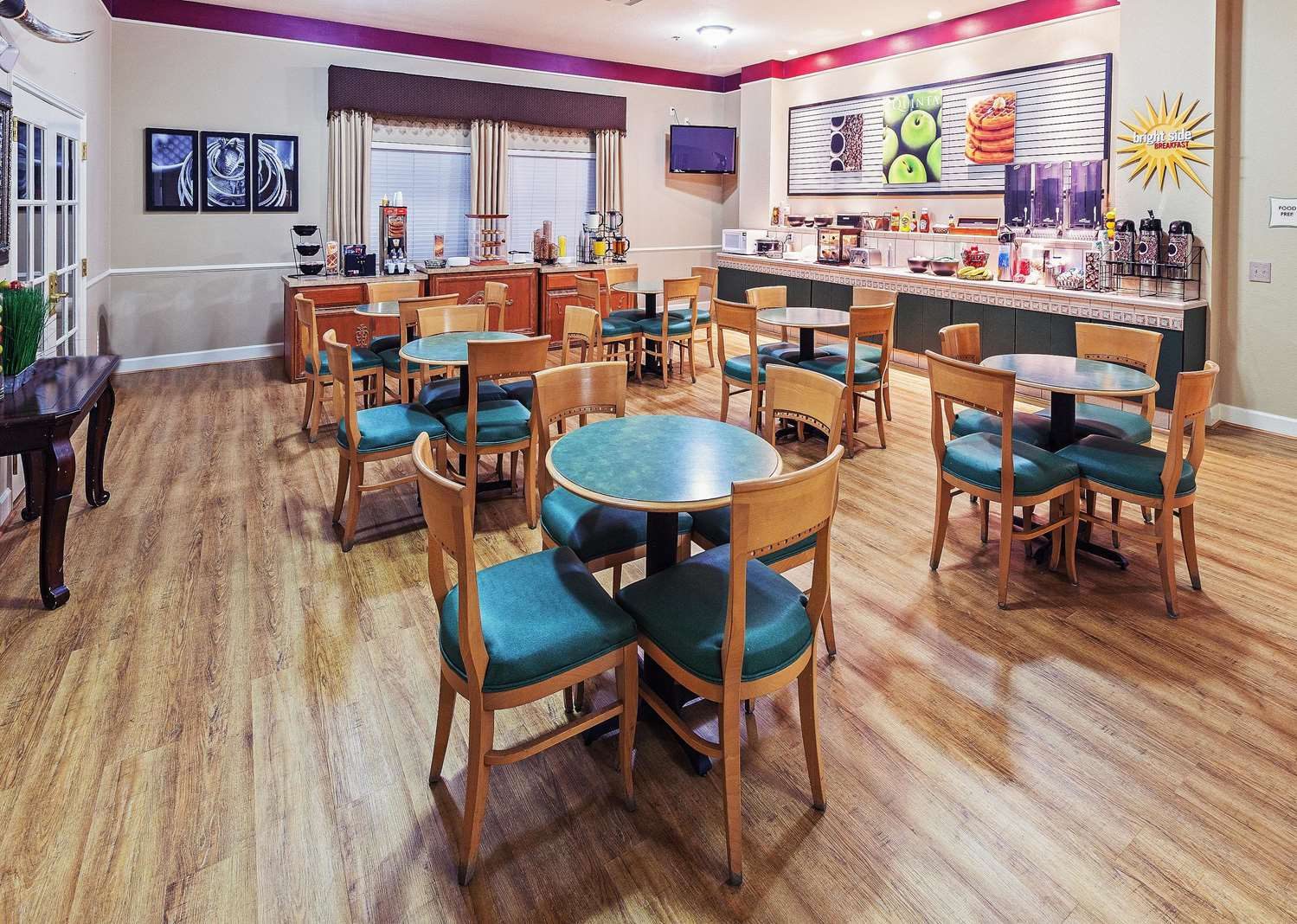 proam - La Quinta Inn & Suites Weatherford