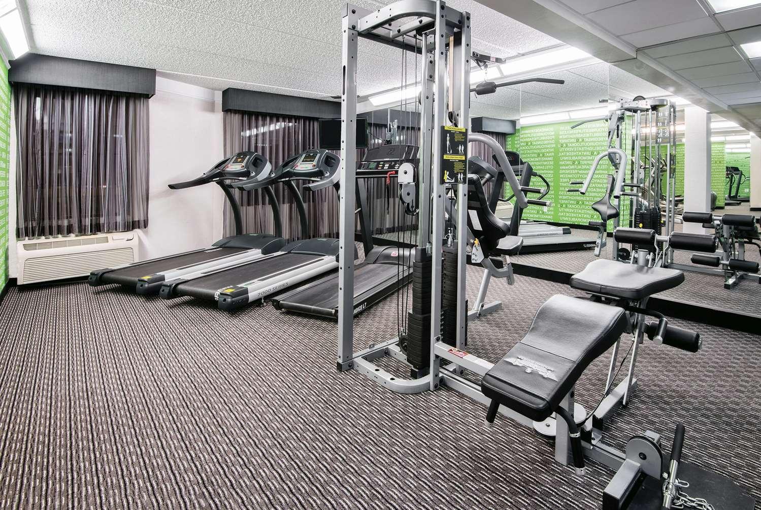 Fitness/ Exercise Room - La Quinta Inn & Suites Convention Center San Antonio