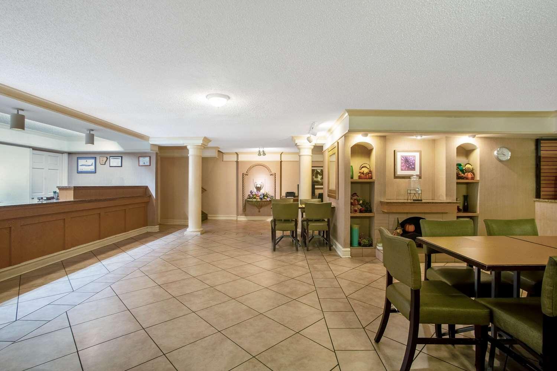 Lobby - La Quinta Inn Killeen