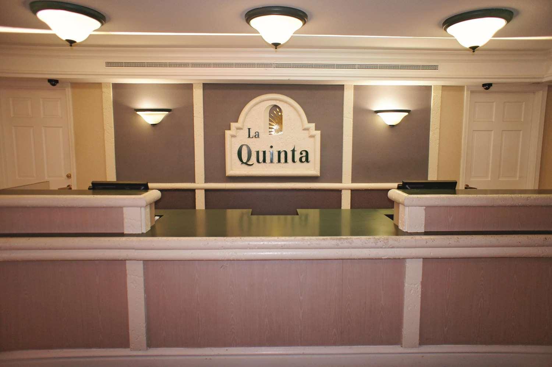 Lobby - La Quinta Inn North Tallahassee