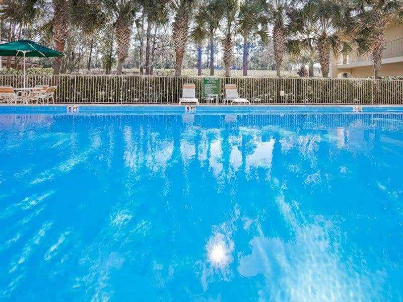 Pool - La Quinta Inn North Tallahassee