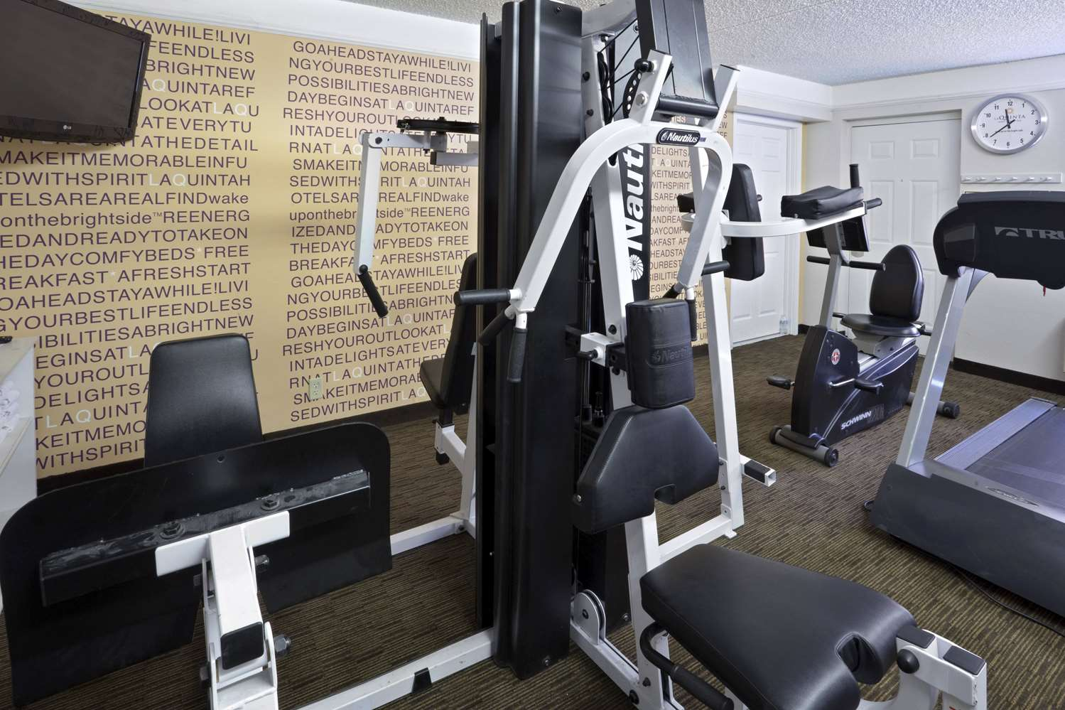 Fitness/ Exercise Room - La Quinta Inn South Airport Tempe