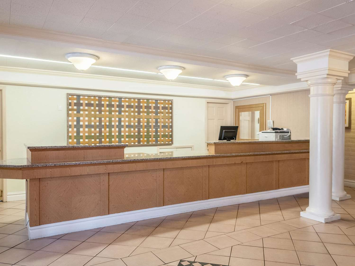 Lobby - La Quinta Inn Gretna