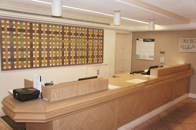 Lobby - La Quinta Inn Augusta
