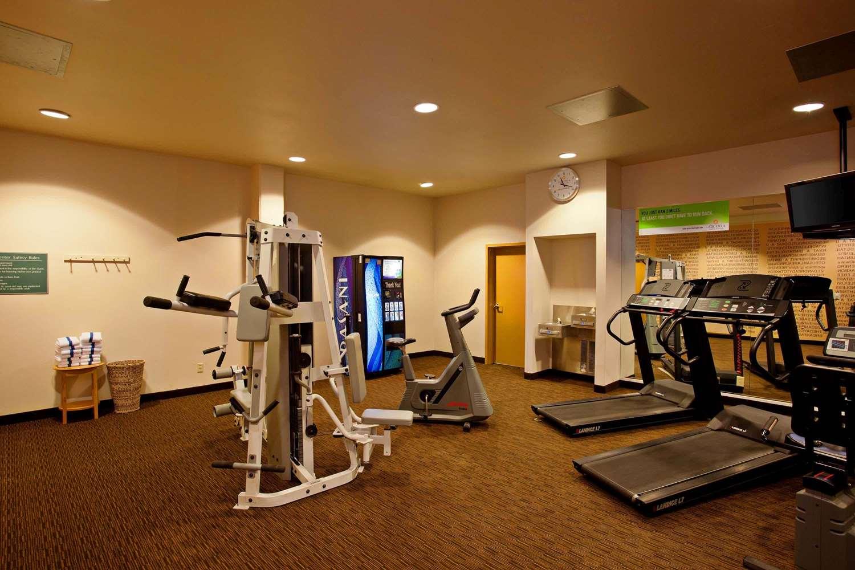 Fitness/ Exercise Room - La Quinta Inn & Suites Spectrum Irvine