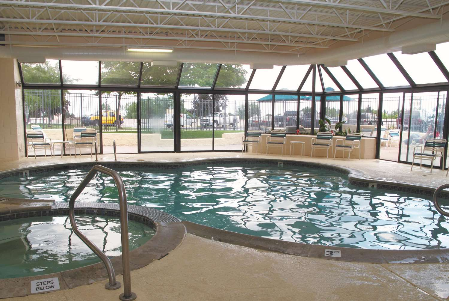 Pool - La Quinta Inn Layton