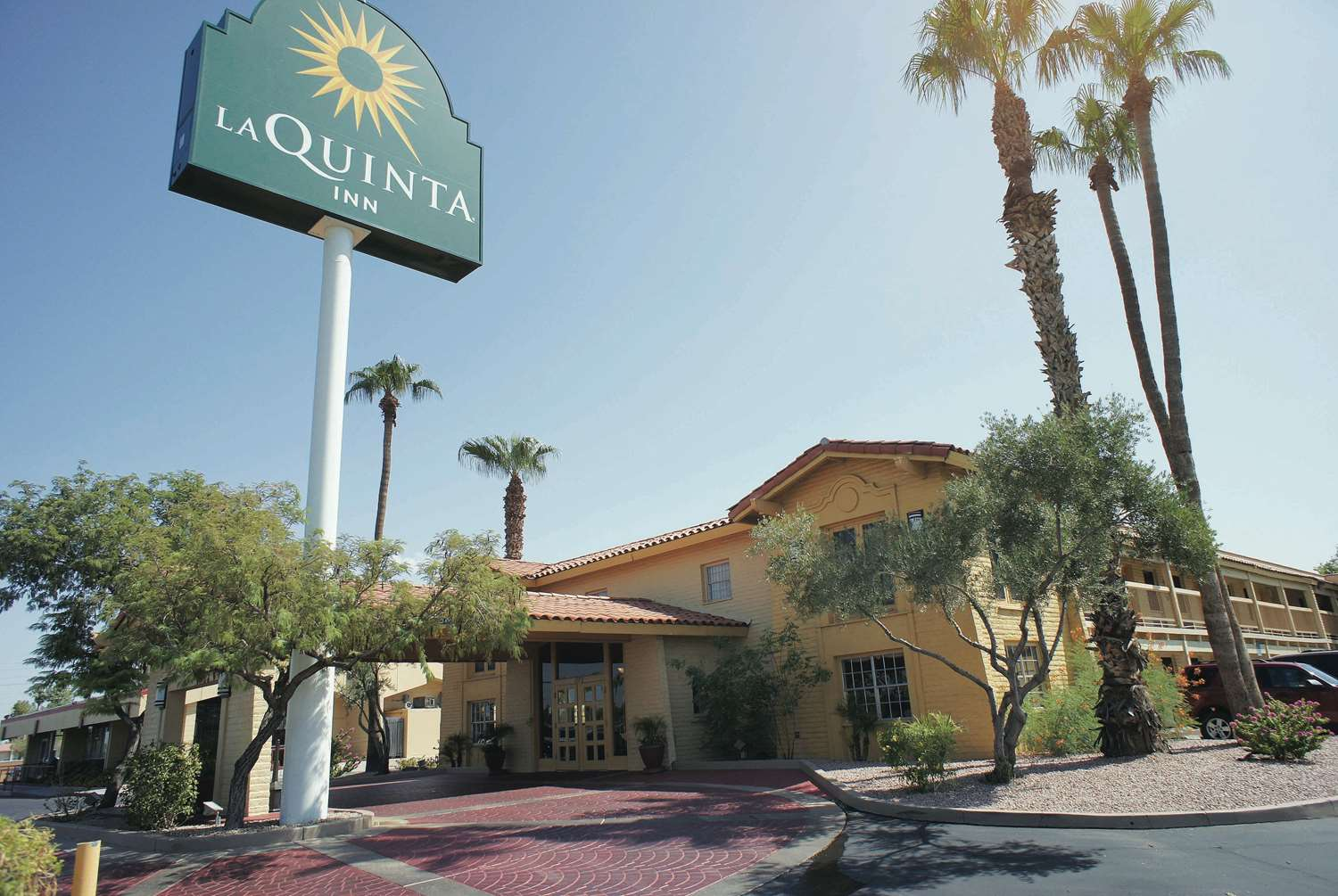 Exterior view - La Quinta Inn at Thomas Road Phoenix
