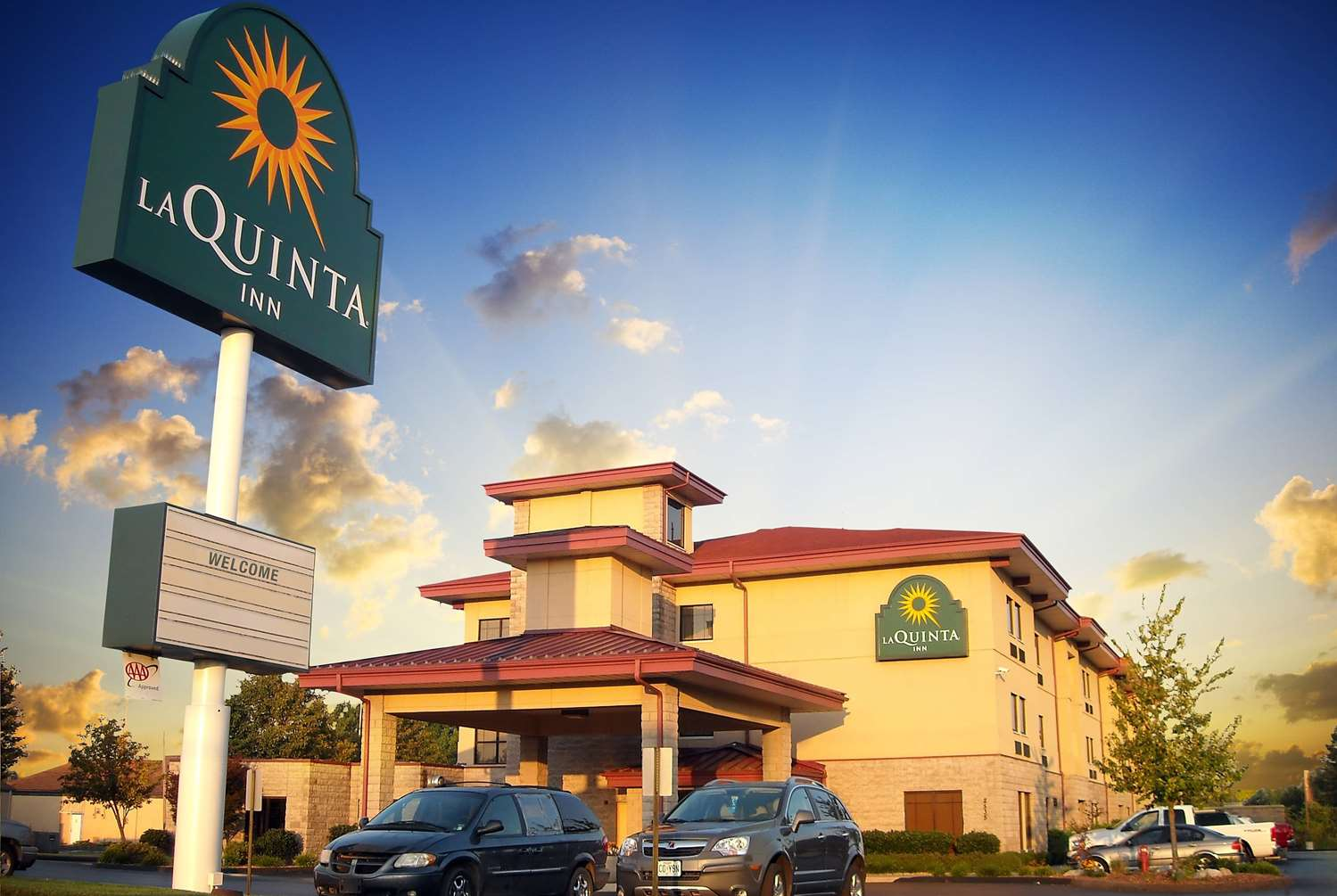 Exterior view - La Quinta Inn Southwest Springfield