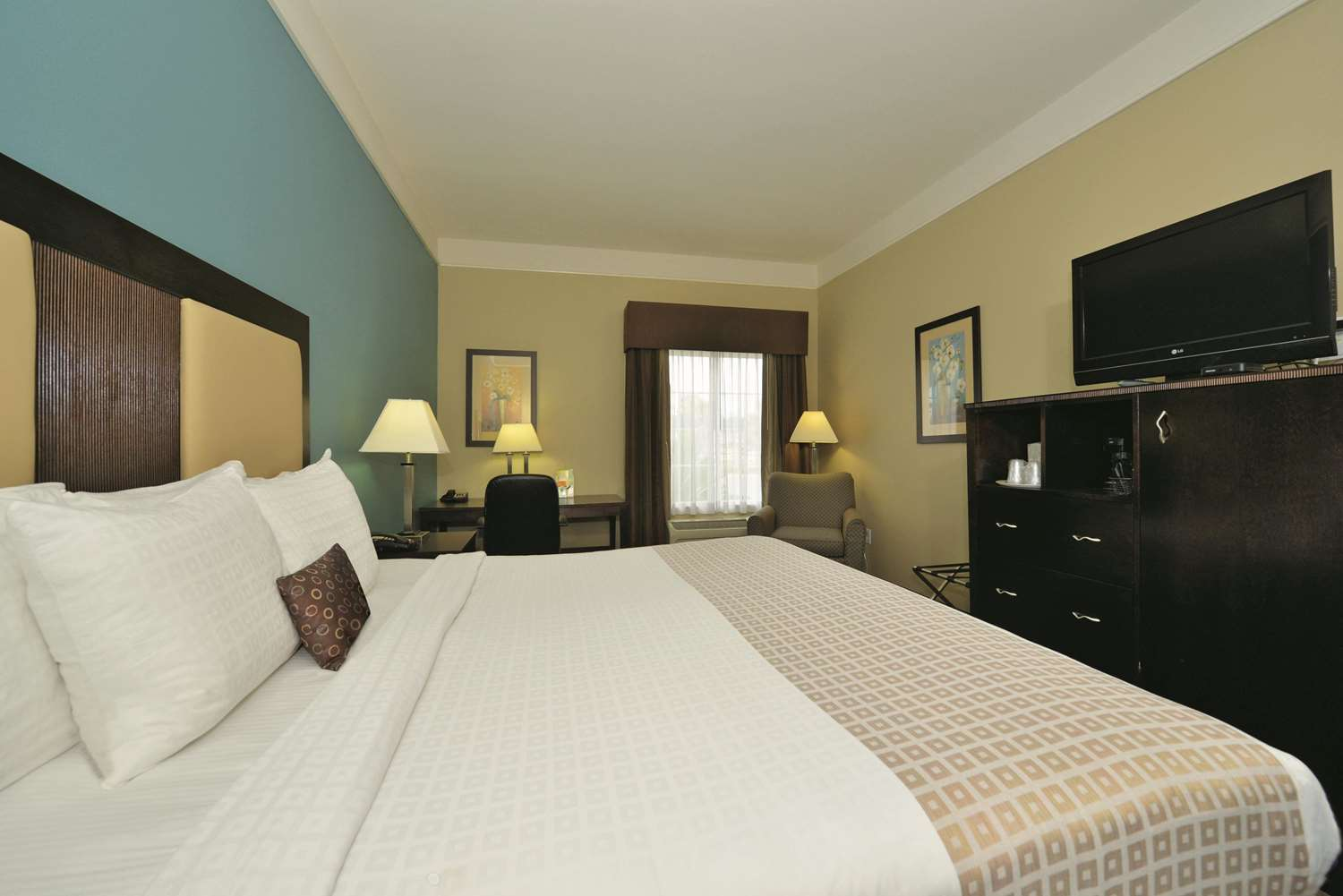 Room - La Quinta Inn & Suites Pooler