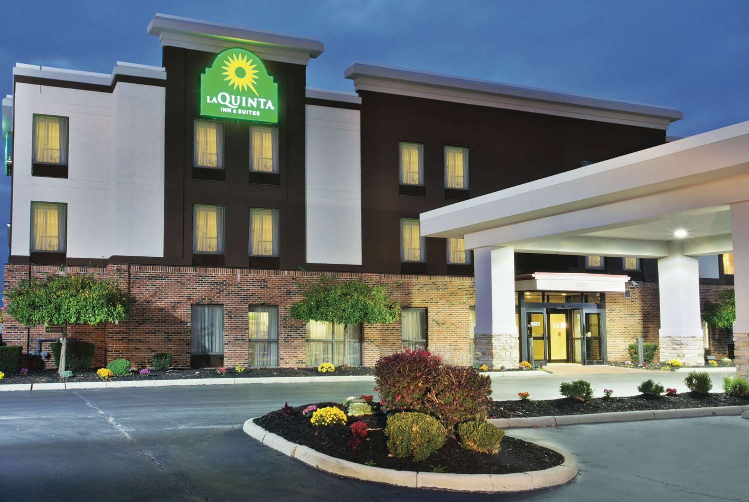 Exterior view - La Quinta Inn Grove City