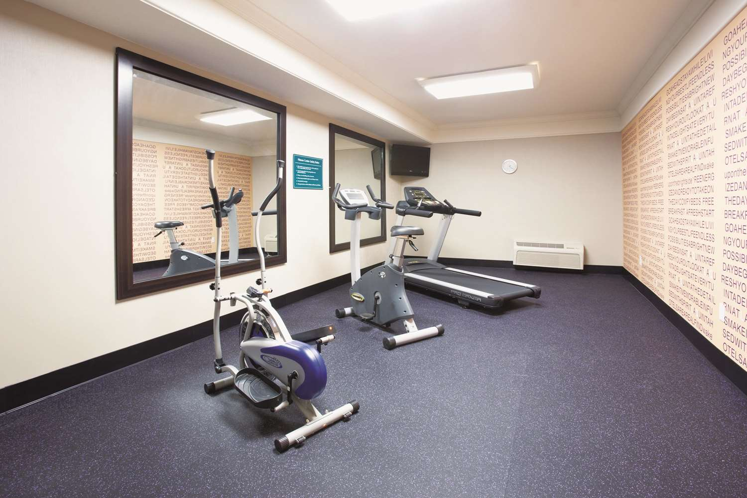 Fitness/ Exercise Room - La Quinta Inn & Suites Roswell