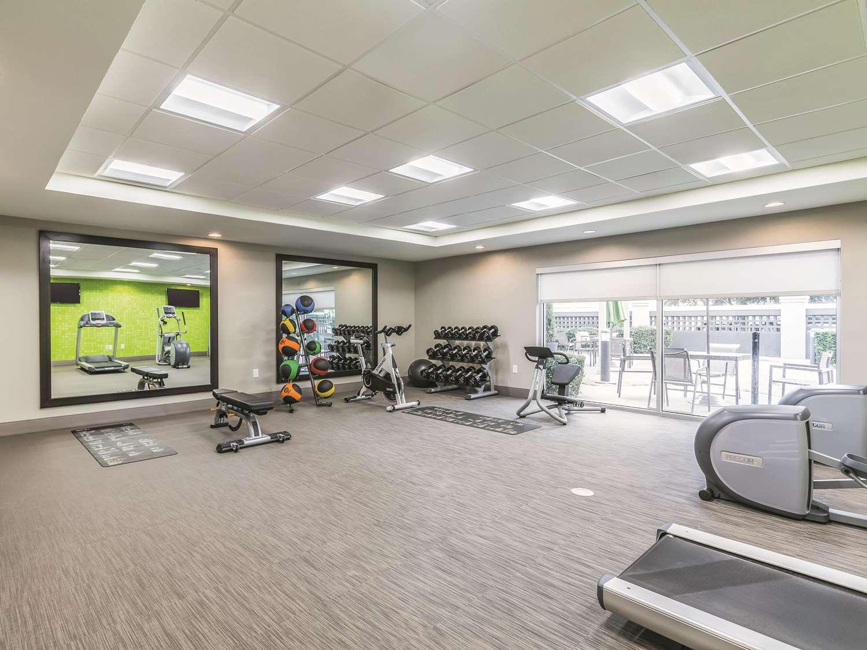 Fitness/ Exercise Room - La Quinta Inn & Suites West Plano