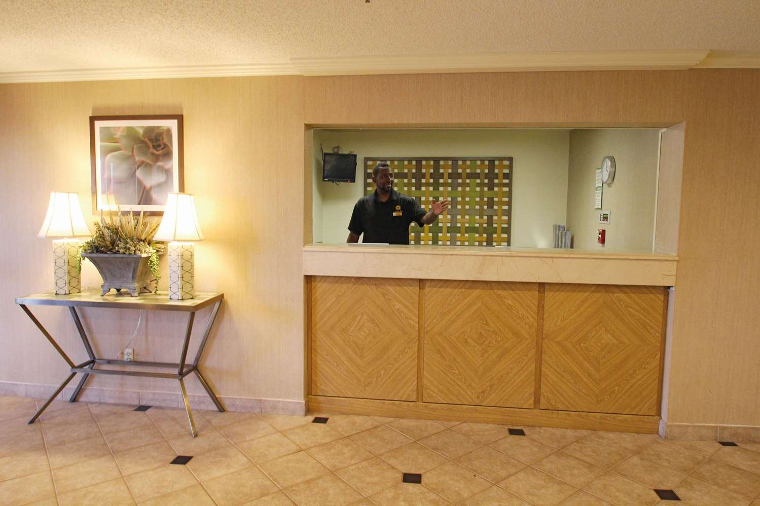 Lobby - La Quinta Inn South Orlando