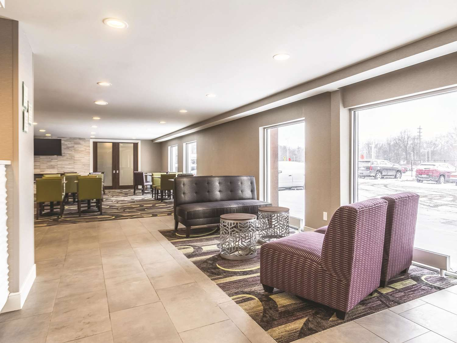 La Quinta Inn Cle Airport Cleveland Oh See Discounts