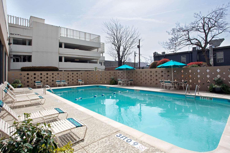 Pool - La Quinta Inn Downtown Little Rock