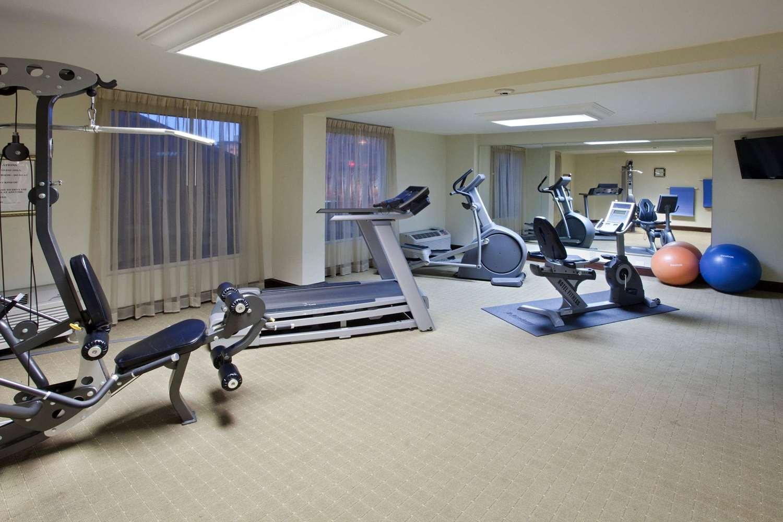 Fitness/ Exercise Room - La Quinta Inn Downtown Little Rock
