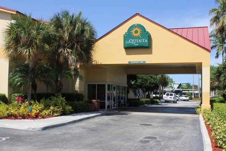 Exterior view - La Quinta Inn Northeast Fort Lauderdale