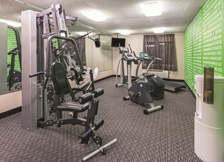 Fitness/ Exercise Room - La Quinta Inn & Suites North Little Rock