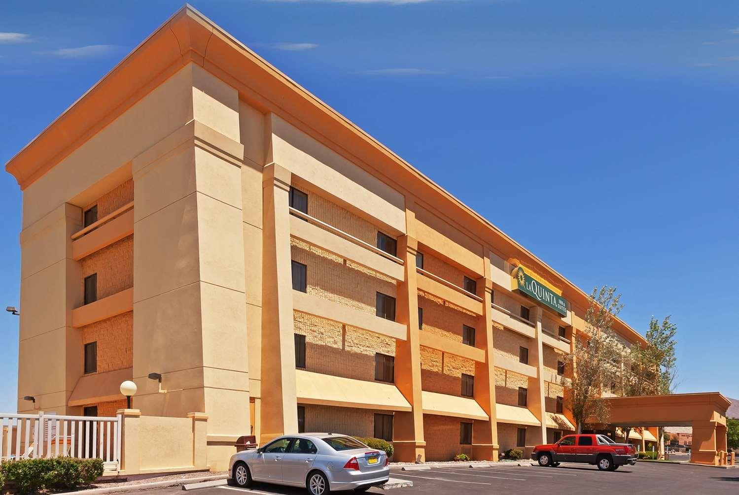 Exterior view - La Quinta Inn Bartlett El Paso