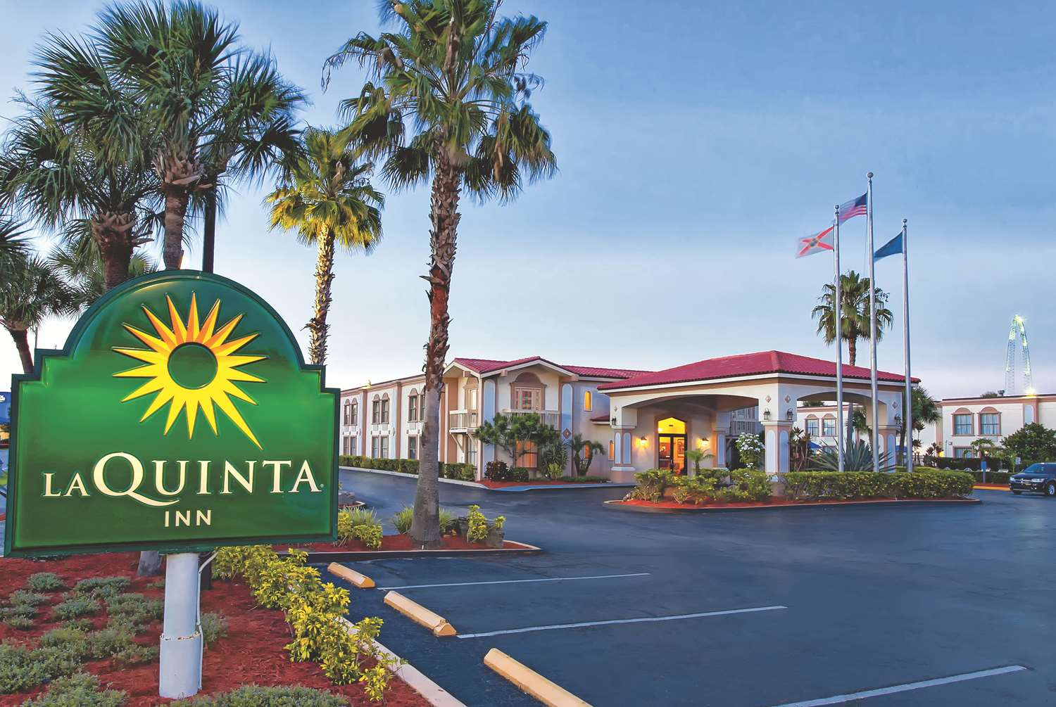 Exterior view - La Quinta Inn International Drive North Orlando