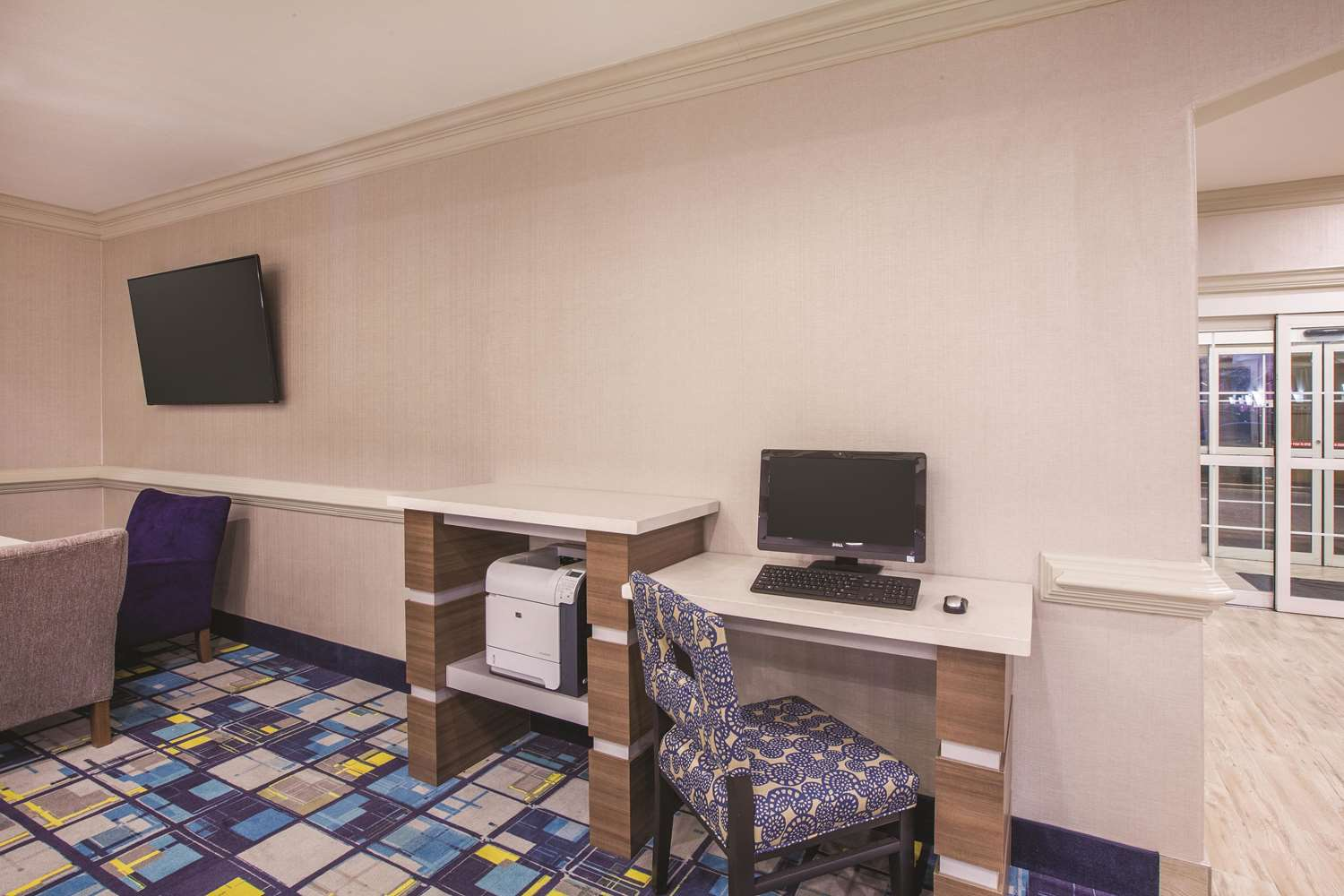 Conference Area - La Quinta Inn & Suites Lake Charles