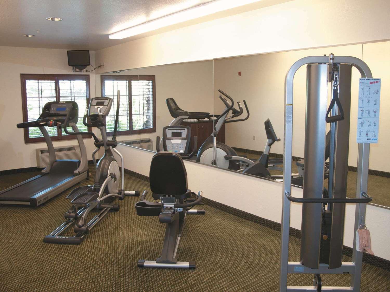 Fitness/ Exercise Room - La Quinta Inn Fort Pierce
