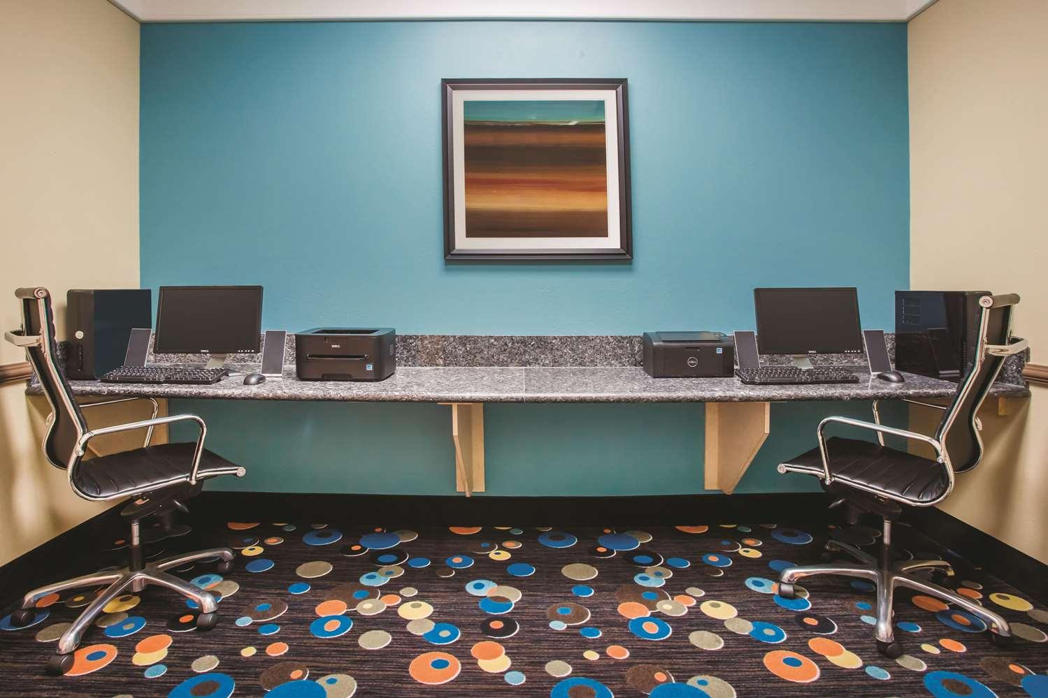 Conference Area - La Quinta Inn Kingsland
