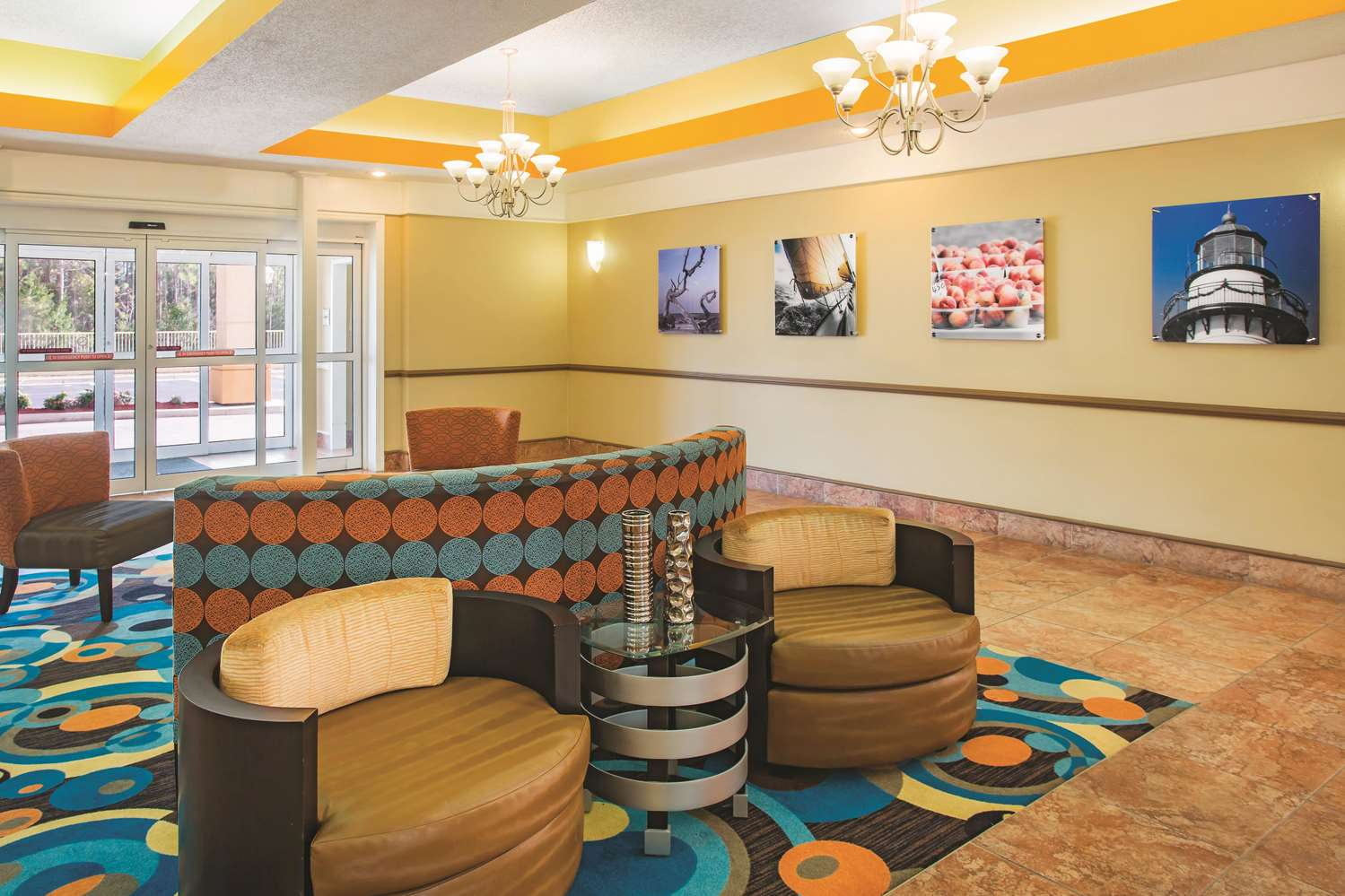 Lobby - La Quinta Inn Kingsland