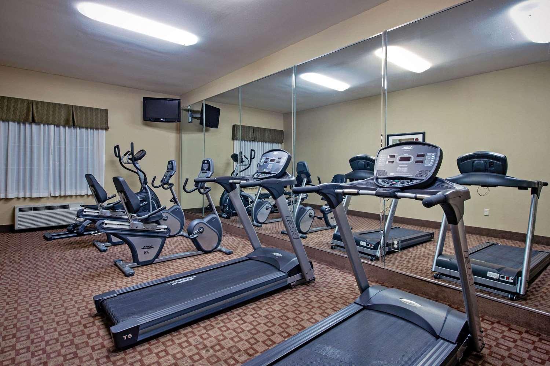 Fitness/ Exercise Room - La Quinta Inn & Suites New Iberia