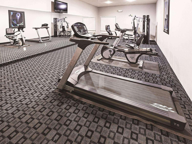 Fitness/ Exercise Room - La Quinta Inn & Suites Decatur