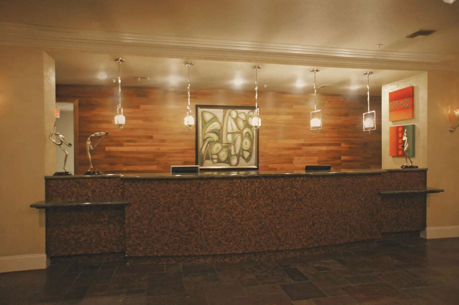 Lobby - La Quinta Inn & Suites Broussard