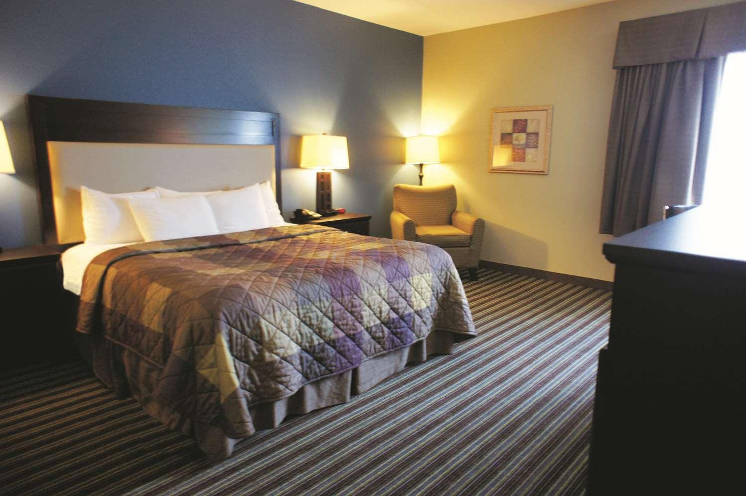 Room - La Quinta Inn & Suites Broussard
